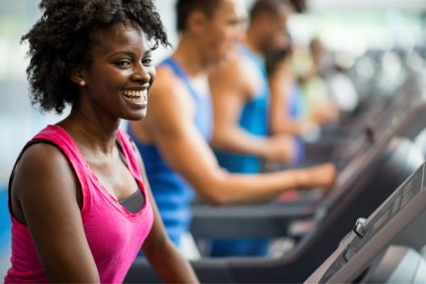 Personal trainer in Houston for women