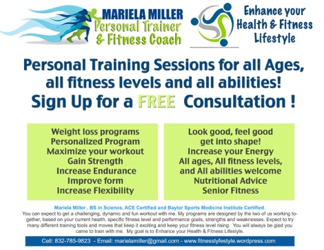 fitness programs in houston and tomball