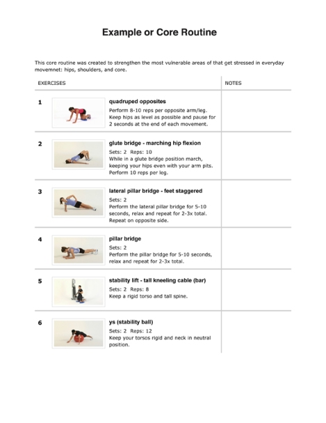 personal trainer in Houston strength training routine