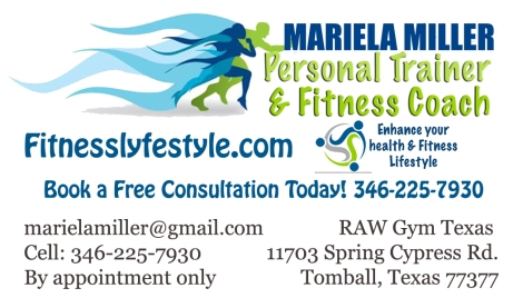 Personal Trainer in Tomball, Texas